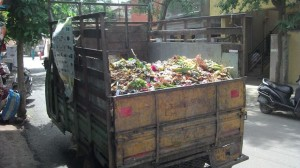 Handover Wet Waste Separately to BBMP