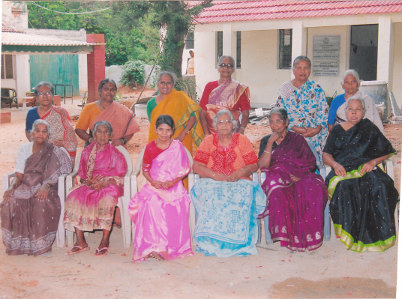 Cheshire Old Age Home
