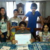 Chak with certificate