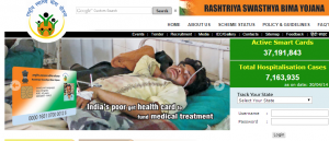 RSBY home page