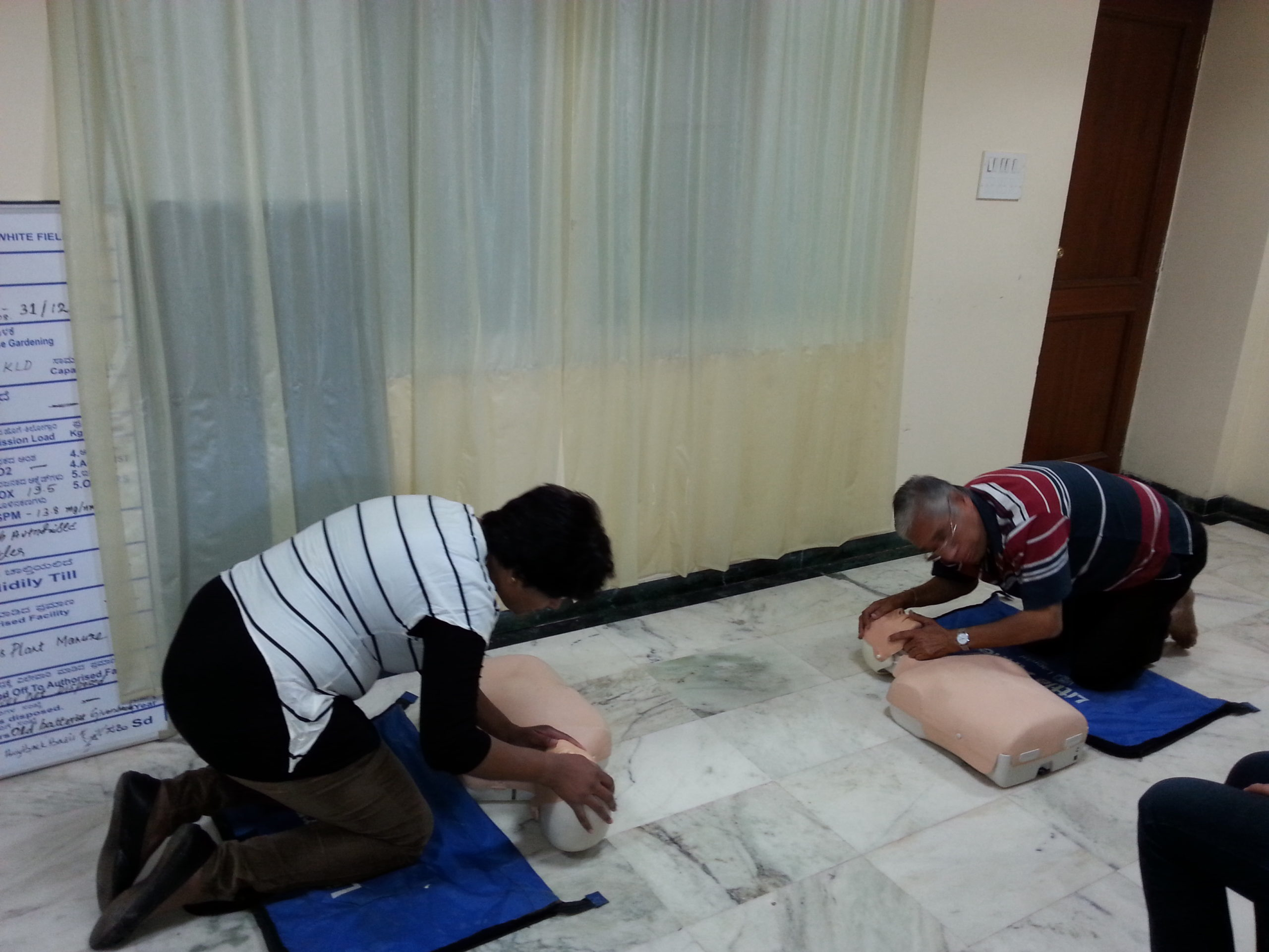 CPR : A skill for life