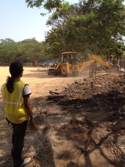 Whitefield Inner Circle gets a Makeover