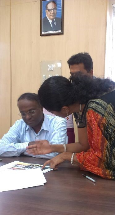 Commissioner Laxminarayan and Whitefield Rising