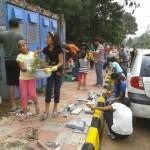 Clean and Eat Your Street, Kundalahalli Colony