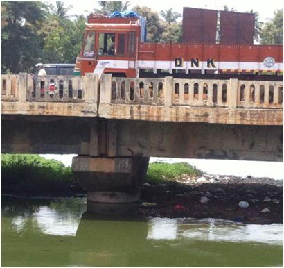 Is Varthur Bridge safe