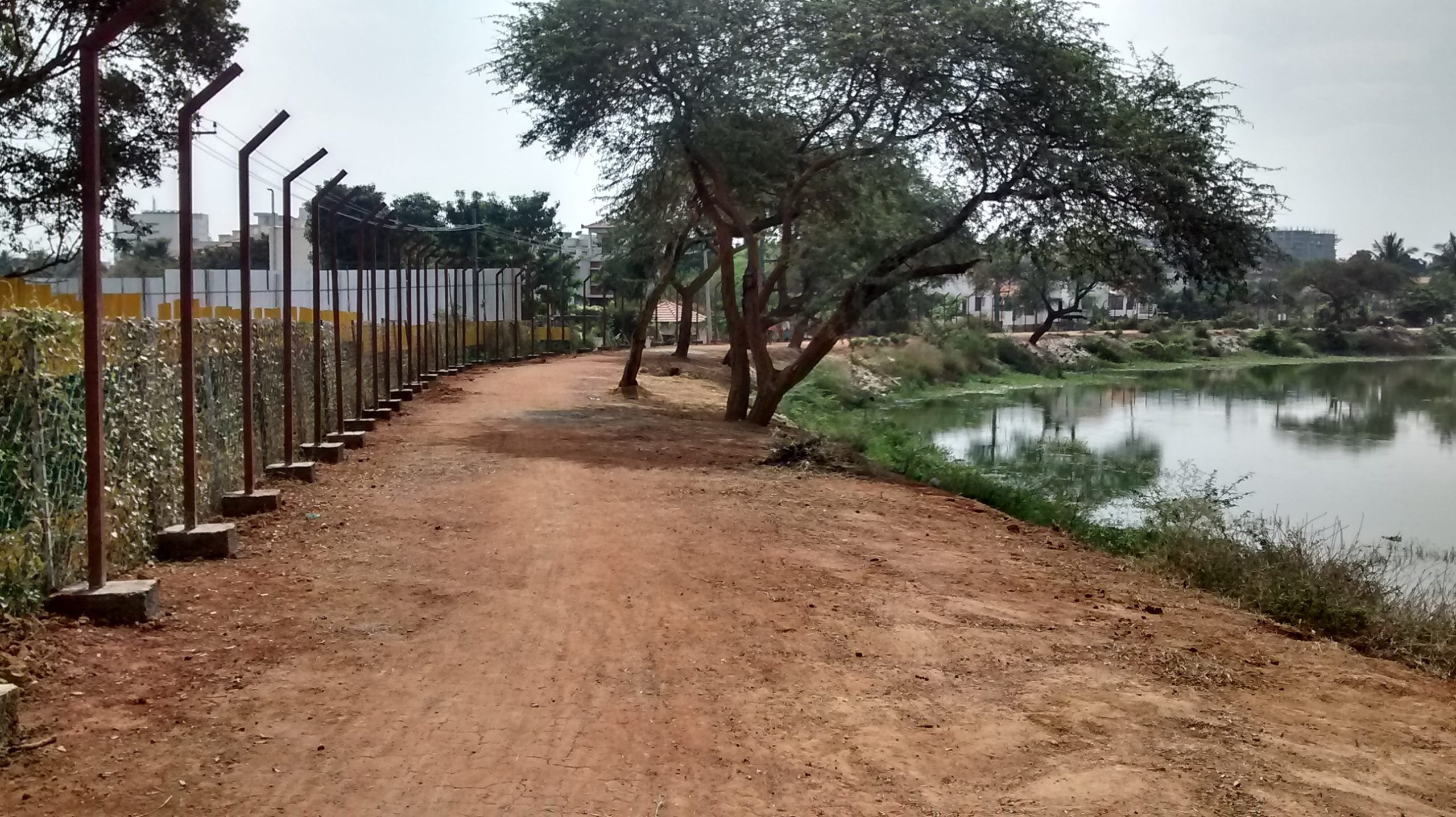 Facelift for Sheelavantare Kere Lake