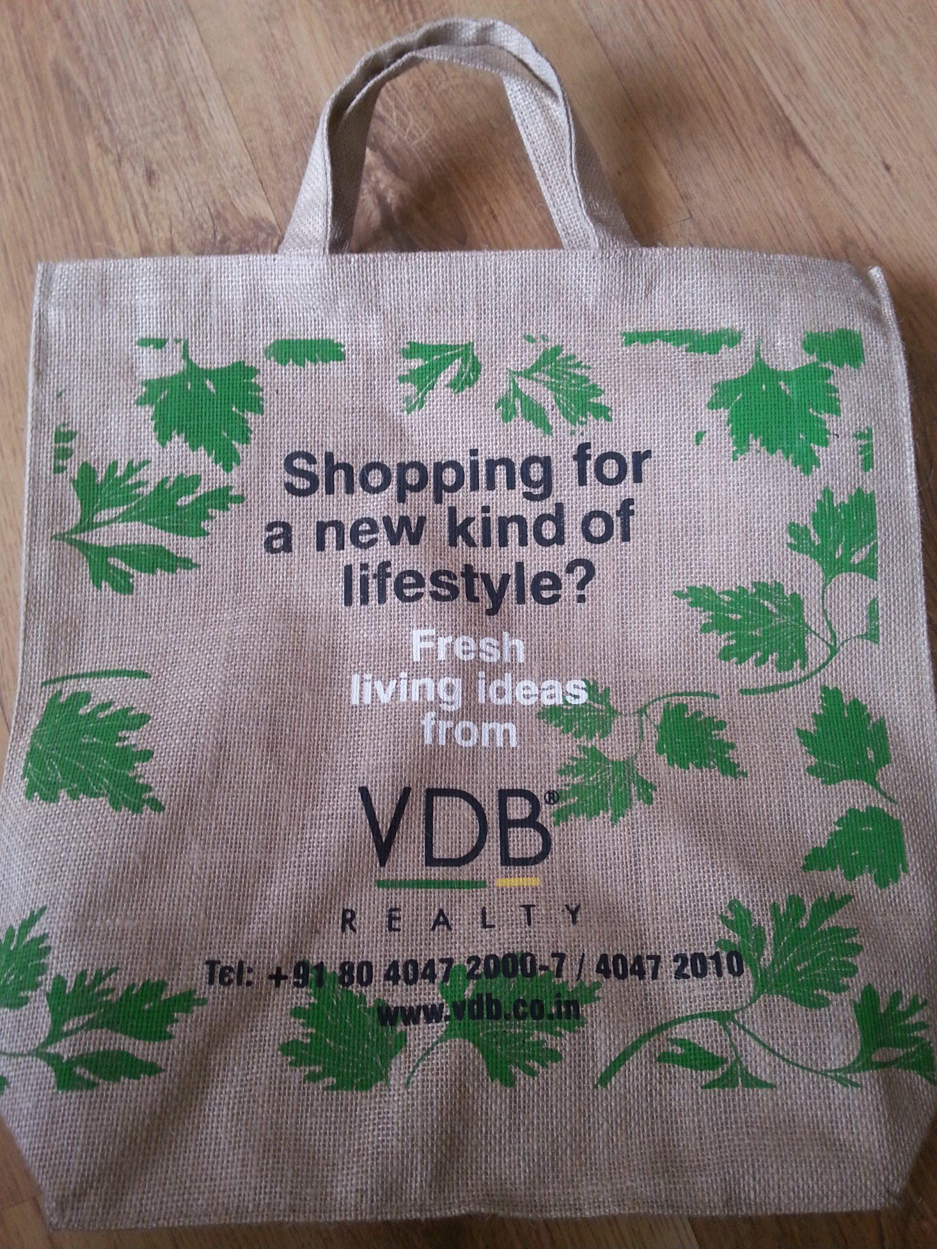 Rent-a-Shopping Bag