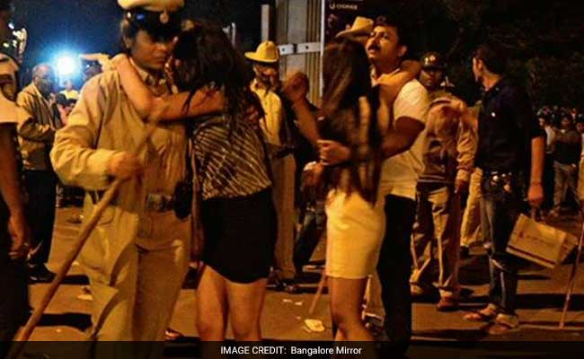 Molestation Incident on New Years Eve