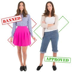 Our clothes represent us, not define us