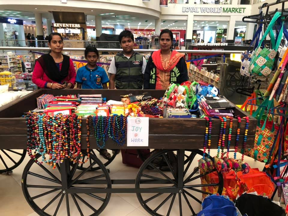 Eco-Santhe at Forum Neighbourhood Mall (Jan 26th 2019)