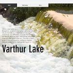VarthurLake.com, a citizen led effort to sage guard and rejuvenate